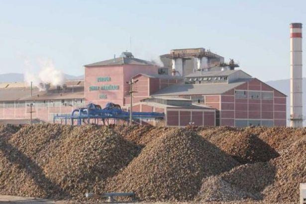 Şeker fabrikalarının özelleştirme kapsamına alınması