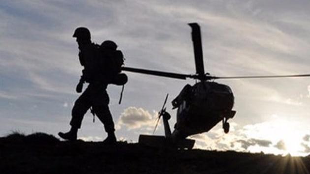 Şemdinli'de 2 asker şehit oldu