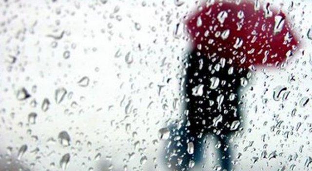 Serin ve yağışlı hava geliyor