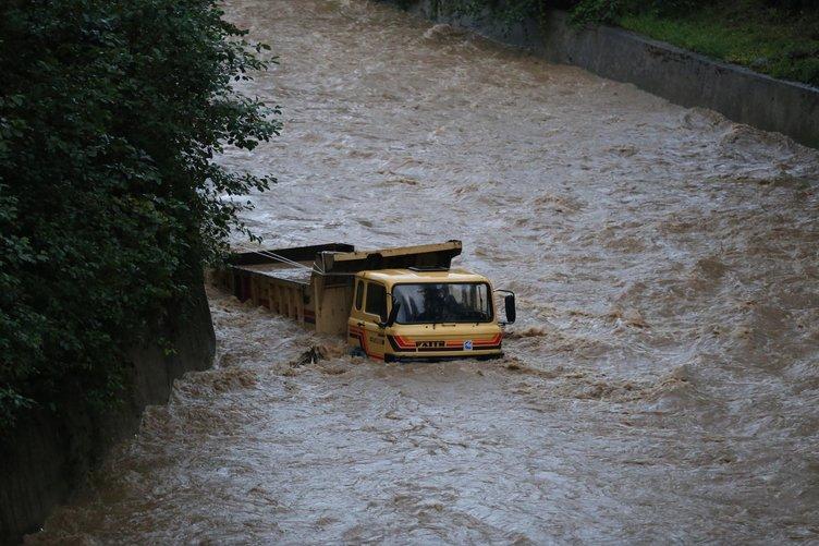 Şiddetli Yağış ve Sel Uyarısı