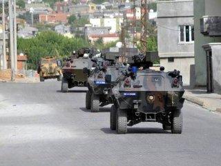 Siirt'teki 8 mahalle ve köyde sokağa çıkma yasağı