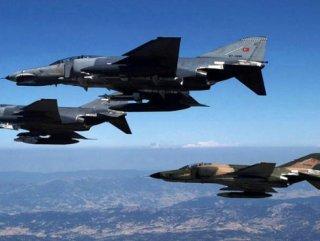 Şırnak ve Ağrı'da 7 terörist öldürüldü