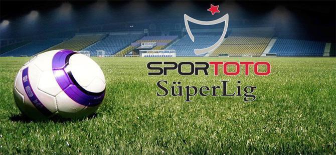 Süper Lig'de 21. ve 22. Hafta Maçlarının Programı Açıklandı