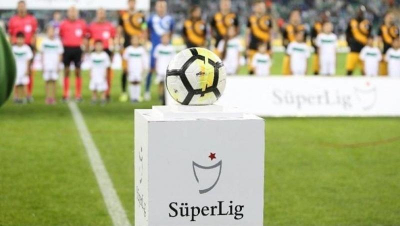Süper Lig'de 5 Haftalık Program ve Karadeniz Derbisinin Tarihi Belli Oldu