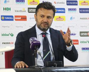 Teknik Direktör Bülent Uygun'dan Çaykur Rizespor'a veda mesajı