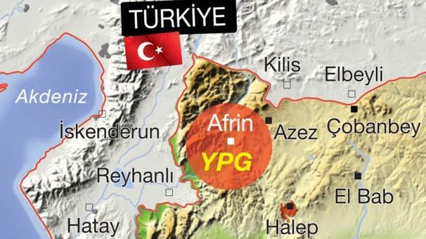 Terör örgütü PKK'nın tarihinde Afrin'in önemi