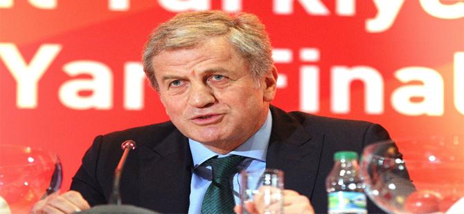 TFF Başkan Vekili Yardımcı, UEFA Yönetim Kuruluna Seçildi