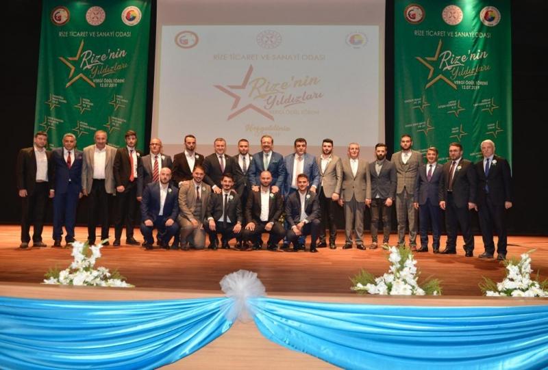 Tobb Genç Girişimciler Kurulu Doğu Karadeniz Bölge Başkanlığına Muhammet Akkuş Seçildi