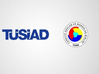 TOBB ve TÜSİAD'dan 'iş dünyası desteğe hazır' açıklaması