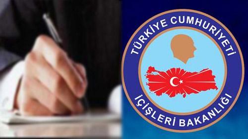 Trabzon ve Artvin'de Kaymakam Değişikliklikleri. Rizeli Kaymakamların da Görev Yerleri Değişti