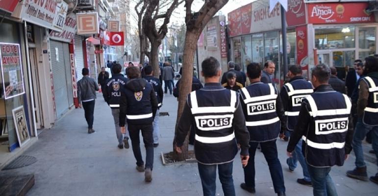 Trabzon'da 383 Kişi Hakkında İşlem Yapıldı