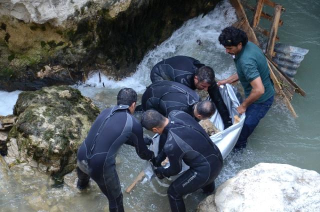 Trabzon'da kaybolan engelli gencin cesedi bulundu