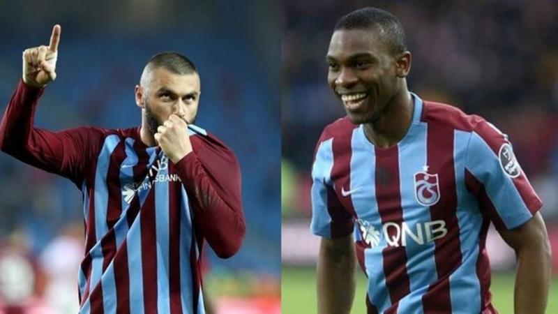 Trabzonspor, Burak ve Castillo'nun alacaklarını ödedi