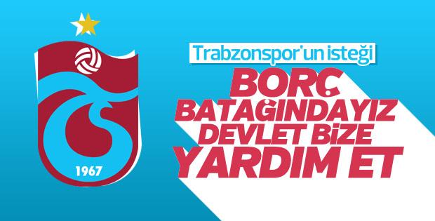 Trabzonspor'dan yardım çağrısı