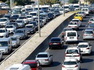 Trafiğe kaydı yapılan taşıt sayısı yüzde 12.8 arttı