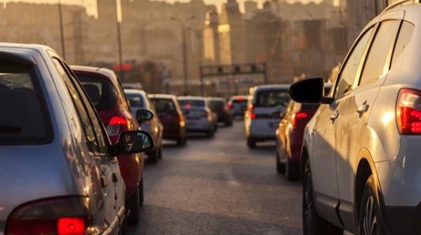 Trafikteki toplam taşıt sayısı arttı
