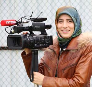 TRT Rize Muhabiri Meryem Özdemir Şişman'ın Acı Günü