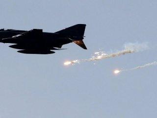TSK: Afrin'de öldürülen terörist sayısı 970