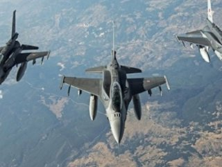 TSK: Hava operasyonlarında 96 terörist etkisiz hale getirildi