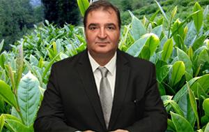 """TTB Meclis Başkanı Arslantürk : """"Yaş çay yaprağını alıp işleyen çay sanayicisi de devletten destek bekliyor"""""""