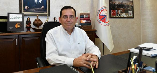 TTSO Başkanı Hacısalihoğlu'ndan