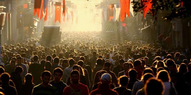 Türkiye Nüfusunun Yüzde 16.1'i genç