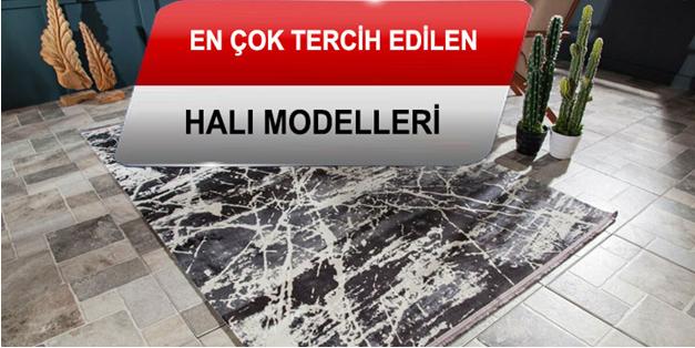 Türkiye'de Evlerde En Çok Tercih Edilen Halı Modelleri– Modapek Halı
