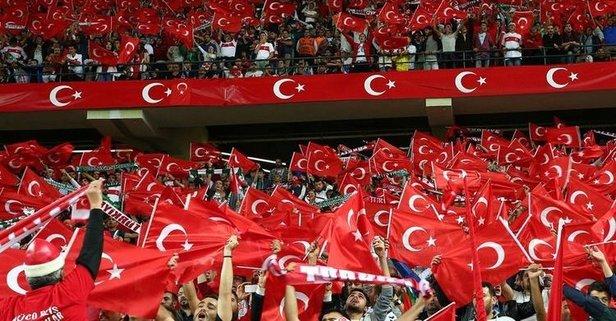 Türkiye'nin konuğu Fransa