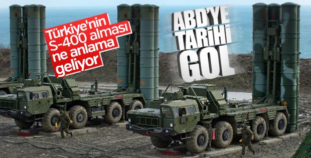Türkiye'nin Rusya'dan S-400 talebi, ticari ve siyasi boyutları ile değerlendirilmeye devam ediyor.