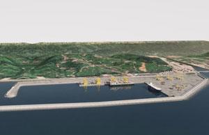 Ulaştırma ve Altyapı Bakanlığı: Rize İyidere Lojistik Limanı Projesi'nde çevreye duyarlı davranılacak