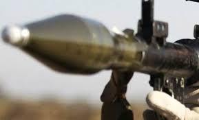 Üs bölgesine güdümlü füze saldırısı: 1 şehit, 4 yaralı