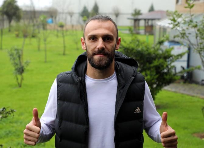 Vedat Muric:Rizeliler Futbolu Biliyor Burada Olmaktan Çok Mutluyum