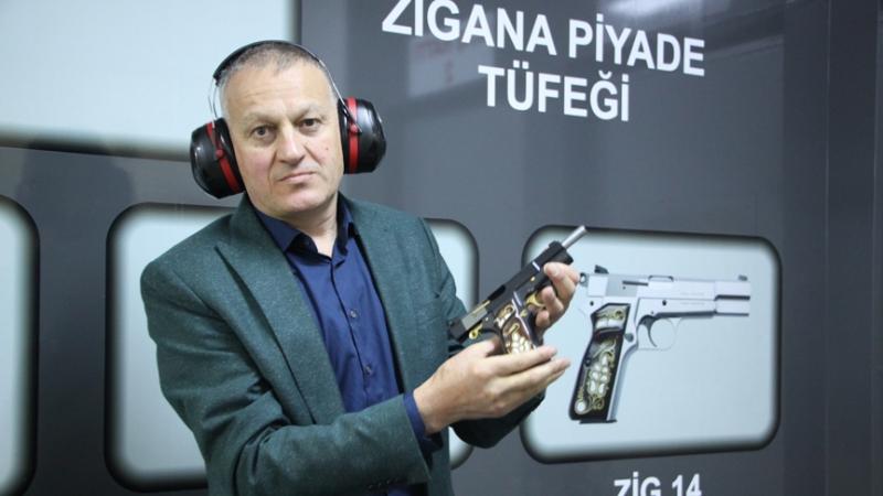 Zigana piyade tüfeği 6 ülke için üretilecek