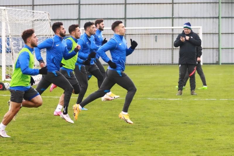 Atmaca Sivasspor Maçına Hazırlanıyor