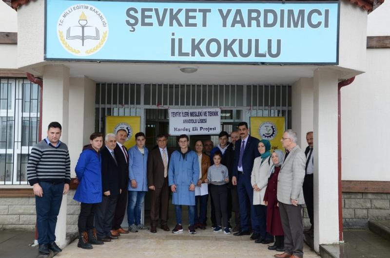 """""""KARDEŞ ELİ"""" PROJESİ"""