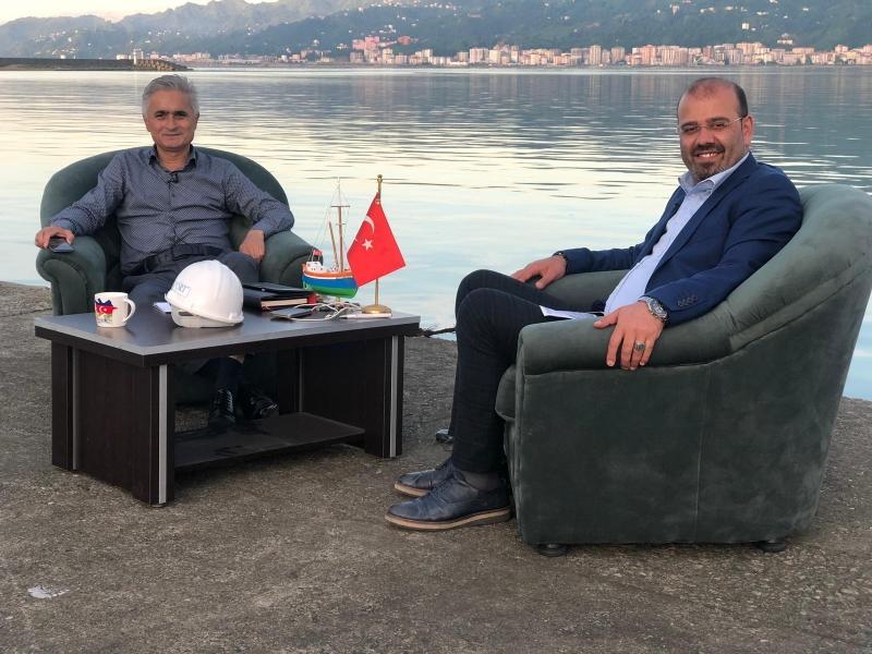 Riport Yönetim Kurulu Başkanı Asım Çillioğlu  Çay Tv Ekranlarında Önemli Açıklamalarda Bulundu