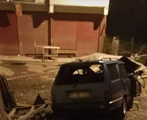 Rize Plakalı Otomobil Giresun'da Trafik Kazası Yaptı: 1 Ölü