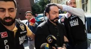 Adnan Oktar'ın 13 saattir ifadesi alınıyor