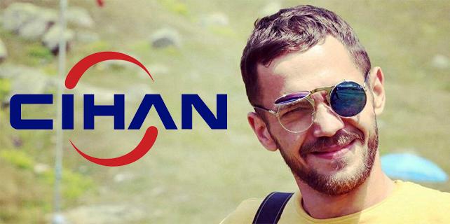 Cihan'ın Rize temsilcisi görevinden istifa etti