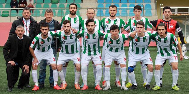 Büyükköyspor gol oldu yağdı: 9-1