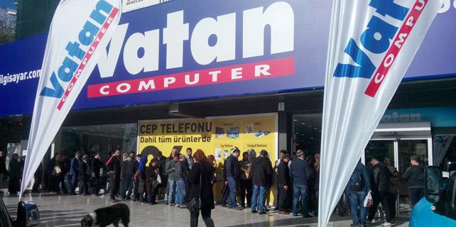 Vatan Bilgisayar İzmir'de 7. mağazasını açtı