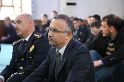 10 Nisan Polis Haftası Mevlid-i Şerif