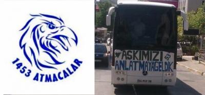1453 Atmacalar, Rizespor'a Destek İçin İstanbul'dan Rize'ye Otobüs Kaldıracak