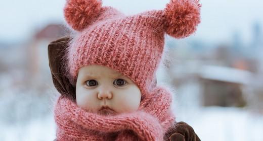 Kışın bebekler ve çocuklar nasıl giydirilmeli