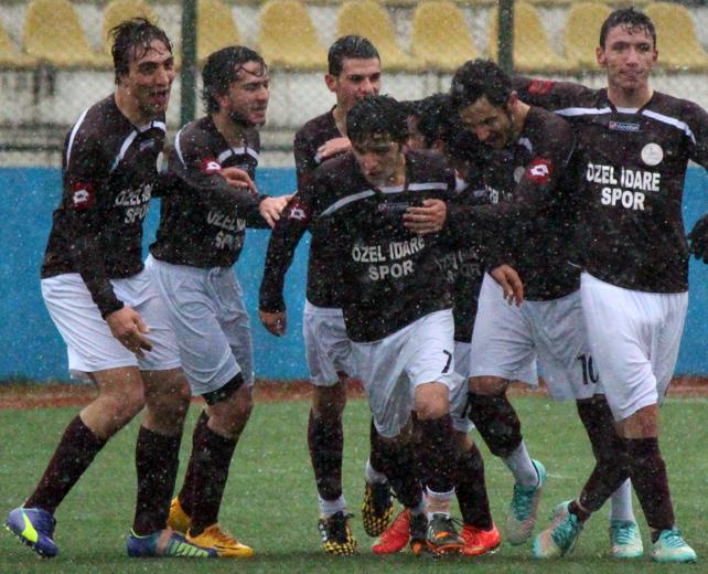 Çaykurspor U19 - İl Özel İdarespor U19 maçı / Foto Galeri