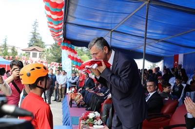 19 Mayıs Gençlik ve Spor Bayramında Renkli Görüntüler