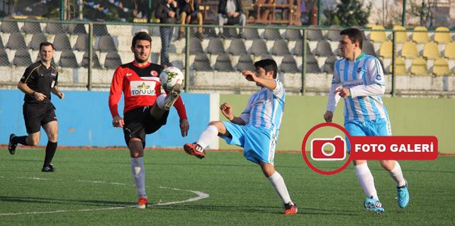 Kendirlispor - Çayeli Haytefspor maçı / Foto Galeri