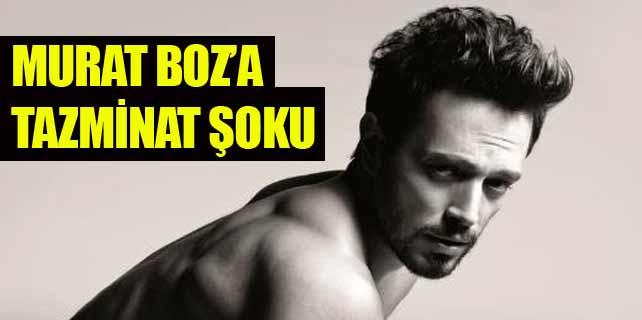 Murat Boz tazminat ödeyecek