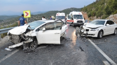 2018 Yılı Kaza Bilançoları Ağır Oldu