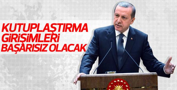 Cumhurbaşkanı Erdoğan İzmir'deki terör saldırısını kınadı